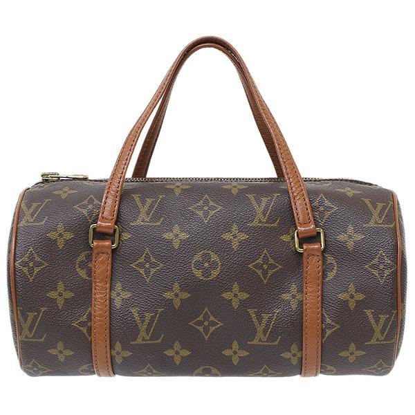 (ヴィトン)Louis Vuitton モノグラム パピヨン26 ハンドバッグ 袋【中古】