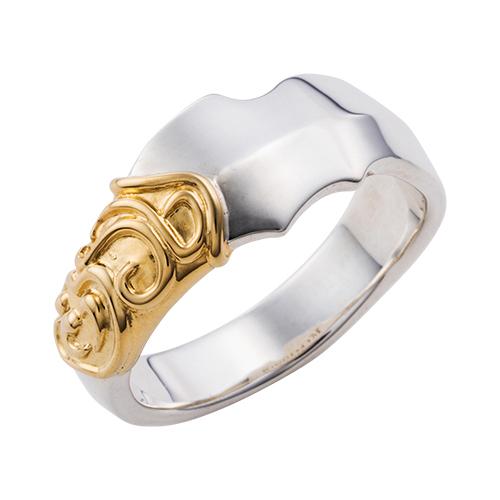 キングダム white clover 王騎モデル リング 指輪 シルバーアクセサリー AKGD-0003 送料無料 カップル