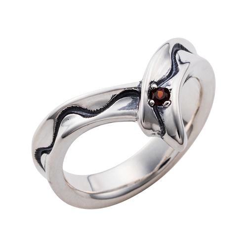 キングダム 嬴政(えいせい)モデル リング 指輪 シルバーアクセサリー KDF-003R クリスマス white clover