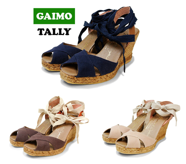 ★即納★【GAIMO】ガイモ TALLY タリー レディース 全3色通販/プレゼント/ギフト
