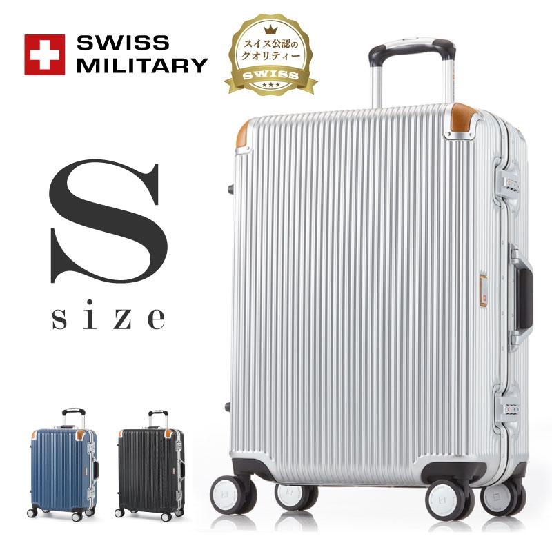 [スーツケース] SWISS MILITARY [スーツケース] スイスミリタリー [Sサイズ] [32L] [3.8kg] [3.8kg] 出張 [TSAロック] [軽量] [一年保証] [フレームタイプ] 出張 海外旅行 国内旅行, PEDAL:4d40b438 --- sunward.msk.ru