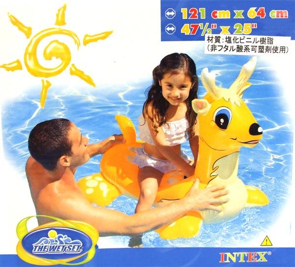 INTEX公司製造小日Allied Corporation開(121cm*64cm)