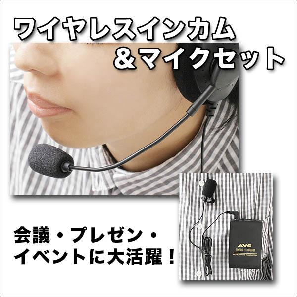 用領夾式無線麥克風設置 (WM-606)