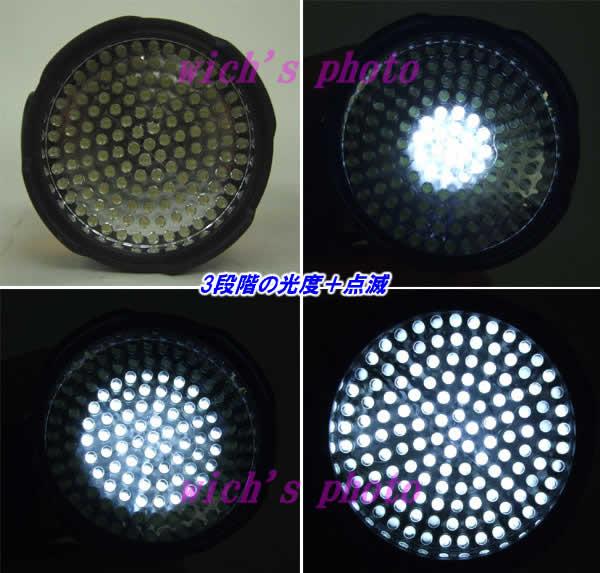 128 燈 LED 迴圈燈