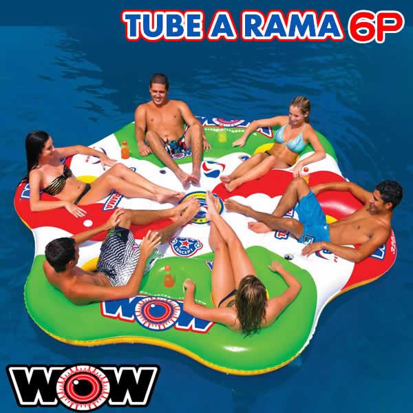 【即納】【送料無料】WOW TUBE A RAMA 6P(チューブ ア ラマ 6P)