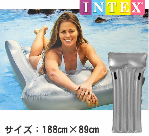 INTEX公司製造華麗墊子(188cm*89cm)59726