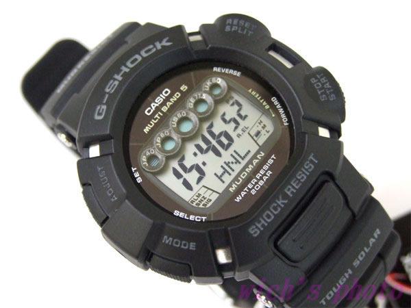 凱西歐 G-休克/MUDMAN (GW-9000A-1)