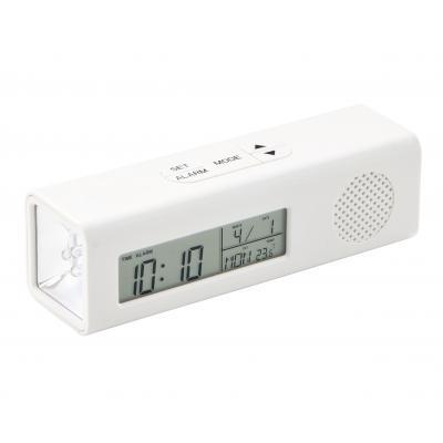 ワイドFM対応 マルチクロック(@838円税別 40個単位 メーカー直送品 代引き不可・時間指定不可)