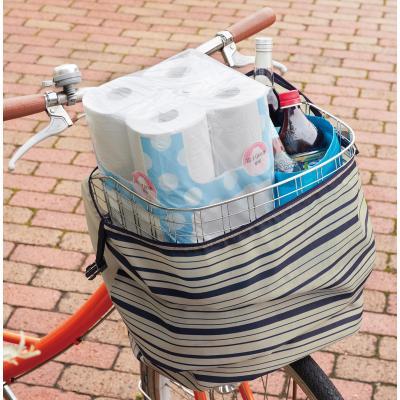 ママハピ 自転車前かごカバー(@299円税別 72個単位 メーカー直送品 代引き不可・時間指定不可)