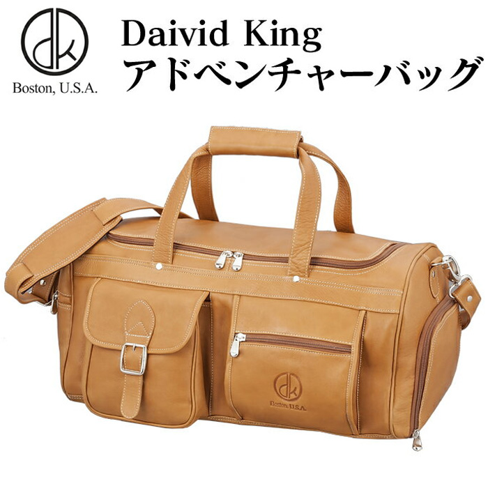 【送料無料】Daivid King Newアドベンチャーバッグ バッグ メンズ メンズファッション メンズバッグ 2WAY 旅行用 鞄 ビジネスバッグ