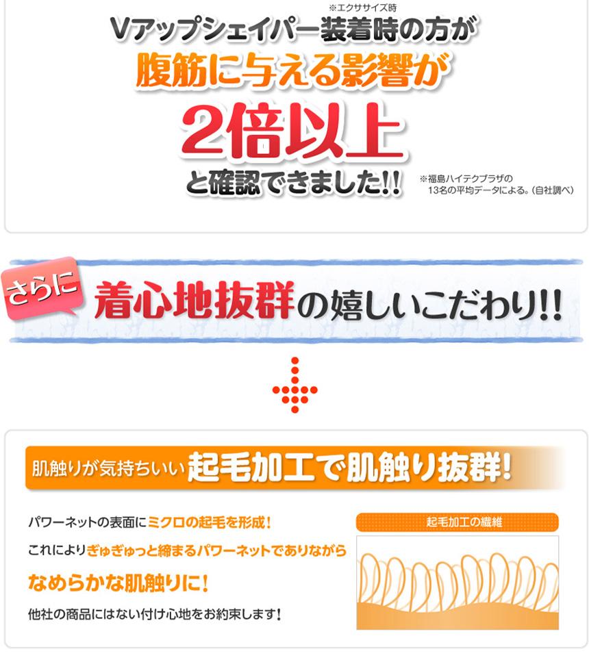 Vアップシェイパー 【送料無料+お米+お得なクーポン券】 ★100円クーポン配布中★