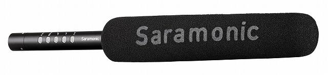 Saramonic SR-TM7[XLRマイクロフォン(内部バッテリー付)395mm]