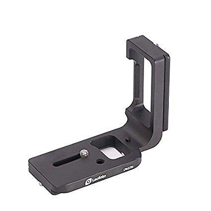 ニコンのデジタル一眼レフ D750 専用のL型プレート 売店 アルカスタイルのリリース構造のため カメラの素早い取り回しを可能にする撮影アクセサリー Leofoto L型ブラケット LPN-D750 新色追加して再販 送料無料 レオフォト D750専用 Nikon アルカスイス互換
