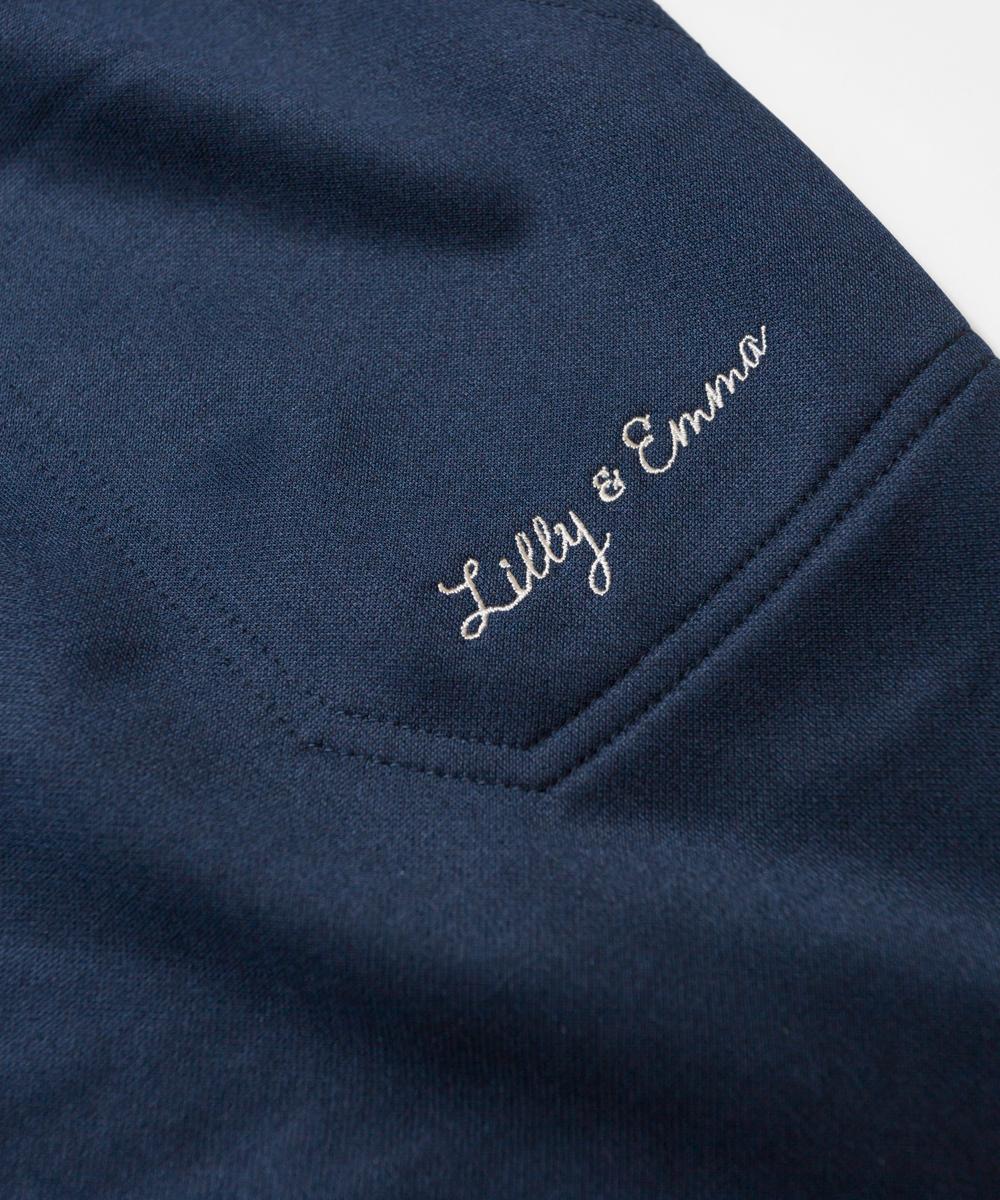 公式送料無料LADIESテニスウェアジョガーロングパンツ Lilly Emma リリー エマ リリエマ リリーアンドエマ ハワイ アロハALR3jq54