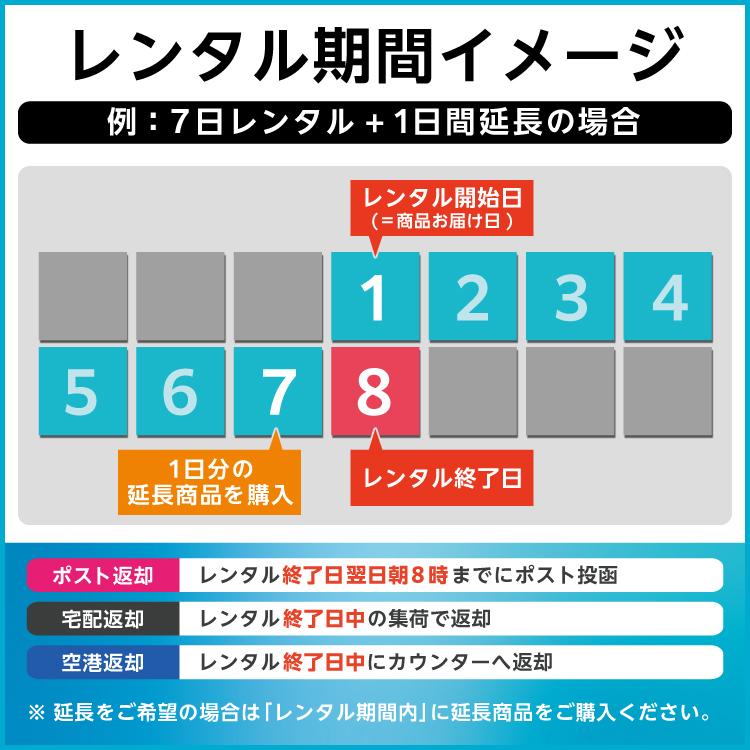 5d572dcbfe 2018新発 <往復送料無料> wifi レンタル 無制限 365日 ソフトバンク ...