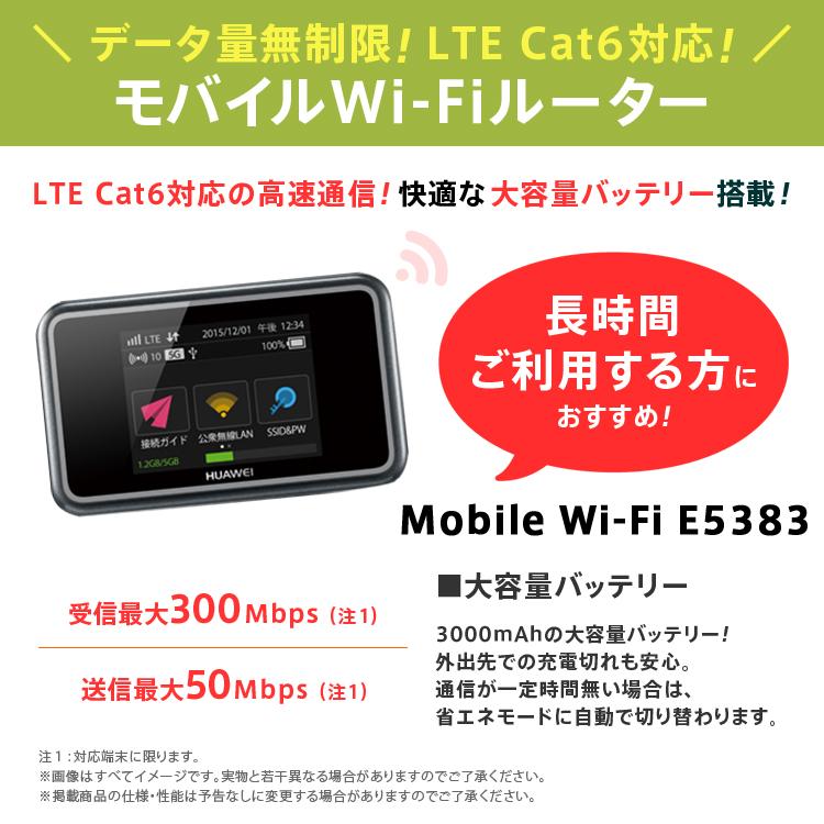 docomo docomo E5383 Pocket WiFi 14日2個星期路由器租賃無限制路由器wi-fi租賃路由器口袋wifi租賃wifi轉播機國內專用