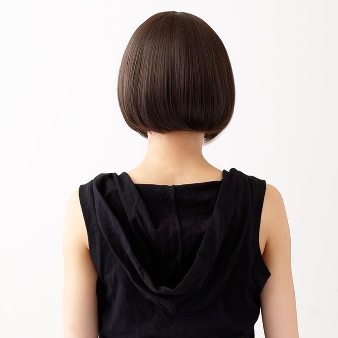/ Wig / wig /wig / heat / extensions / フルウィッグ / short / Bob /LEOBYMANE ( レオバイメイン ) L-FWSH010B / ソリッドボブ/two-tone/ウィッグインブ room/mode / wig
