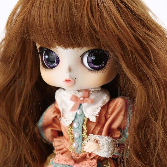 送料無料 ビョル Clorinda(クロリンダ) ビョル ドール グルーヴ プーリップ テヤン シンデレラ グッズ 着せ替え人形