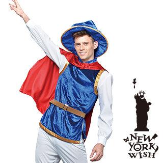 送料無料 NYW_M0701 プリンス メンズサイズ 仮装 コスチューム 大人 コスプレ 衣装