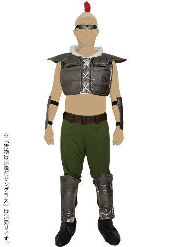 送料無料 北斗の拳 ザコキャラコスチュームセット Mens FREE 仮装 コスチューム 大人 コスプレ 衣装