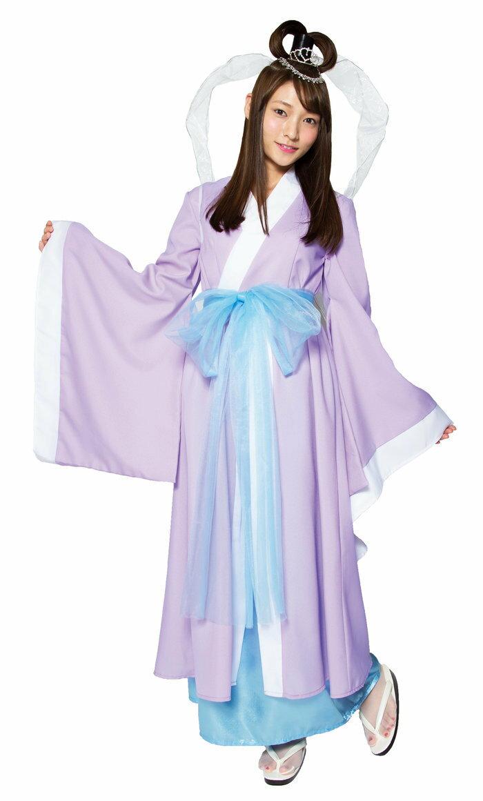 送料無料 和風コス 乙姫様 ハロウィン 仮装 衣装 コスチューム コスプレ