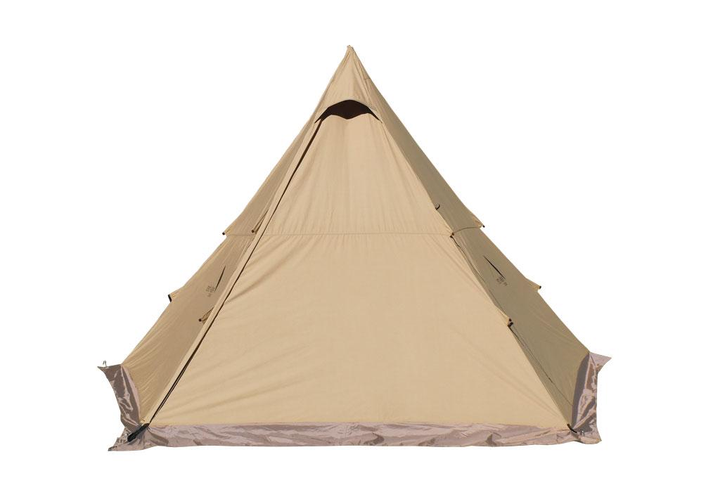 tent-Mark DESIGNS CIRCUS TC SAND【ビスロンファスナー】
