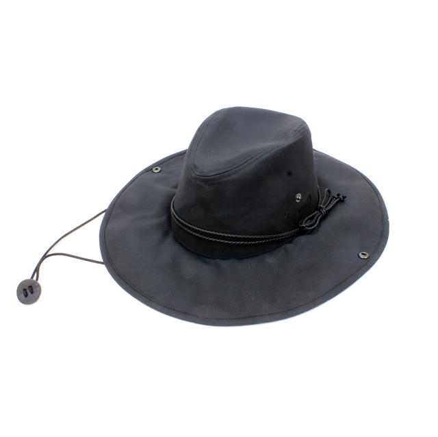 Wilderness Village×tent-Mark DESIGNS Wilderness Hat【XL ブラック】
