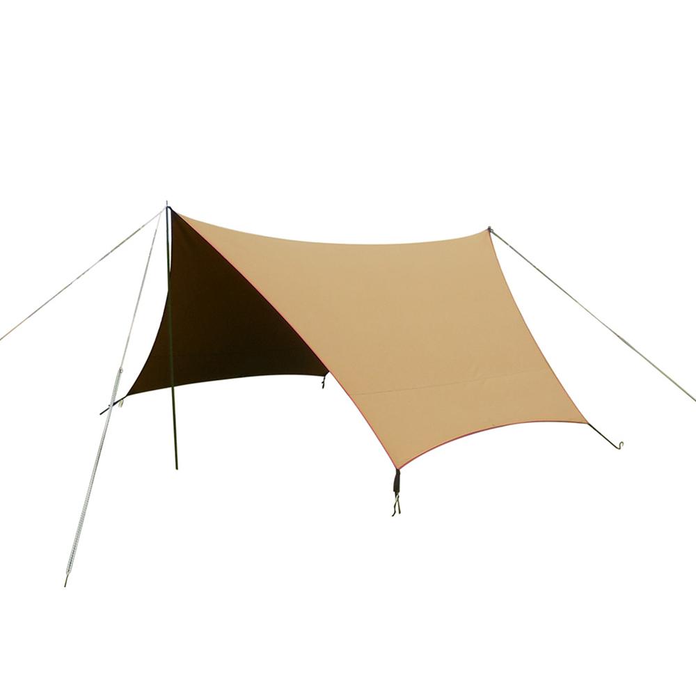 tent-Mark DESIGNS(テンマクデザイン)パンダタープTC【PANDA ヘキサタープ 難燃 焚き火 ソロキャンプ】