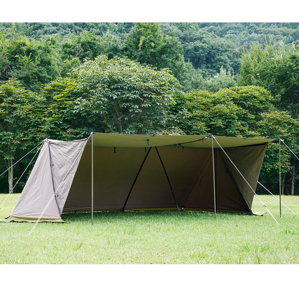 テンマクデザイン 炎幕フロンティア tent-Mark DESIGNS 世界の人気ブランド テント 10%OFF コットン