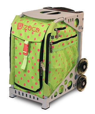 【ZUCA】ZUCA Sport Insert Bag Spotz & ZUCA Sport Frame Grey