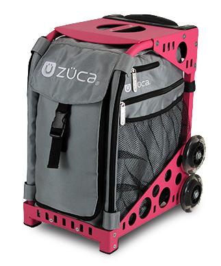 【ZUCA】ZUCA Sport Insert Bag Techno & ZUCA Sport Frame Hot Pink