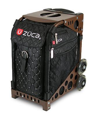 【ZUCA】ZUCA Sport Insert Bag Mystic & ZUCA Sport Frame Brown