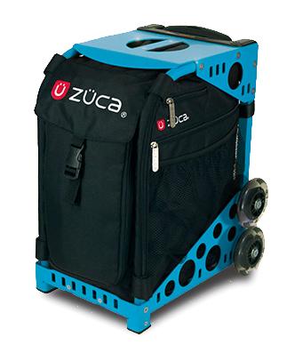 【ZUCA】ZUCA Sport Insert Bag Obsidian & ZUCA Sport Frame Blue
