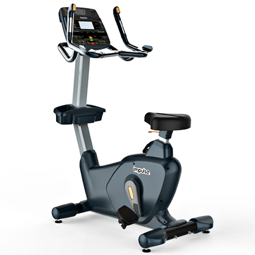 【impulse/インパルス】ライトコマーシャルアップライトバイク [WILD FIT ワイルドフィット]有酸素運動 トレーニング器具