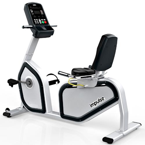 【impulse/インパルス】リカンベントバイク [WILD FIT ワイルドフィット]有酸素運動 トレーニング器具