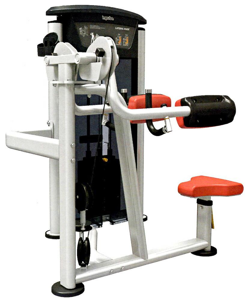 【送料無料】ラテラルレイズ(295ポンド)《impulse/インパルス》ダンベル・トレーニングマシン・筋トレ・格闘技用品のワイルドフィット