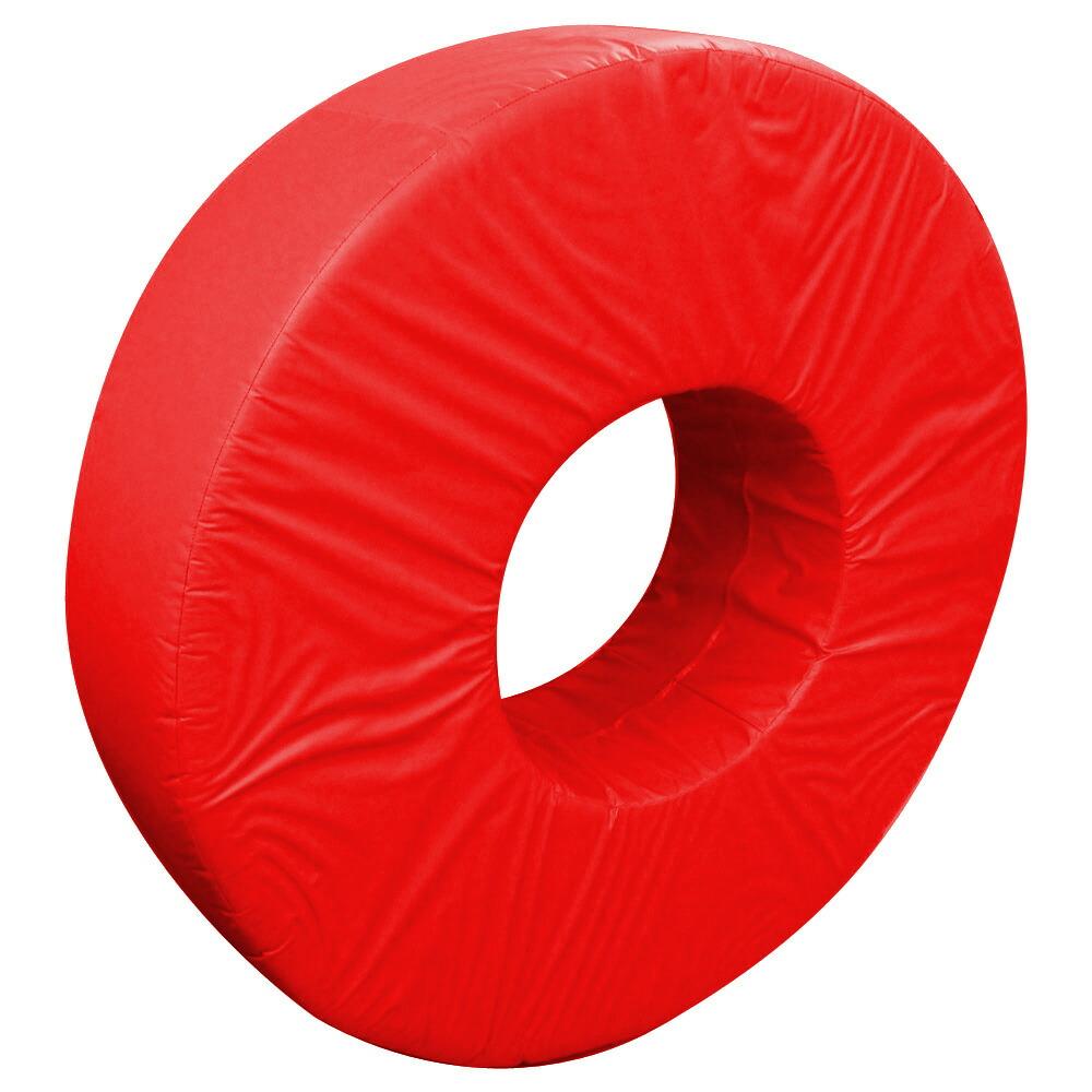 タックルリング 赤/青(代金引換・日時指定不可商品)[WILD FIT ワイルドフィット] 送料無料 タックル アメリカンフットボール ラグビー 練習 フィットネス