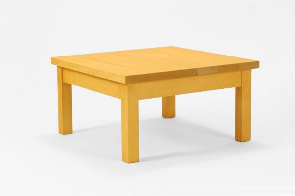 匠がひとつひとつ手作りします 完成品でお届け 重厚感あふれるテーブル天板厚30ミリ 送料無料 最新 匠のガーデンテーブル 60cm×60cm×希望高さ 30~40cm 色:パイン ベランダガーデン 天然木製 完成品 無垢 おしゃれ 日本製 特価品コーナー☆ ローテーブル
