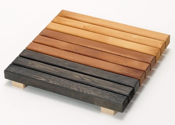 匠自慢のウッドデッキをお確かめください 木の温もりや暖かみを感じると大好評 送料込 ウッドデッキ匠 すのこデッキ サンプル 30cm×30cm×厚み4cm デッキ厚み25ミリ ベランダ 日本製 おしゃれ 激安格安割引情報満載 ウッドパネル 送料無料 天然木製 特価 ベランダガーデン