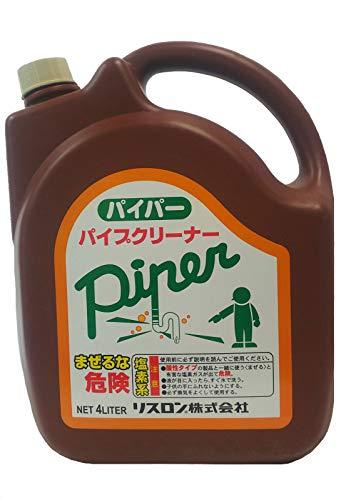 商品 パイプ洗浄剤 売買 パイパー 2L