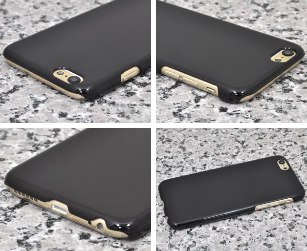 29200cee93 楽天市場】iPhone 6 iPhone6S 用ブラックハードケース/ホコリや傷から ...