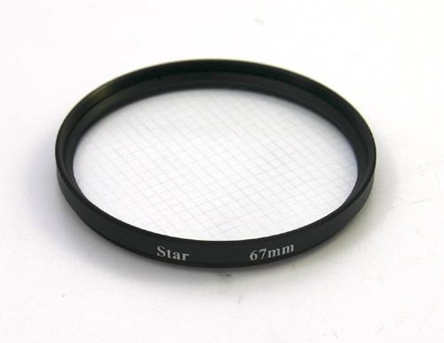 メール便発送OK! 夜景撮影用クロスフィルター 全14サイズ(フィルター径:37mm、46mm、49mm)カメラ ポイント消化