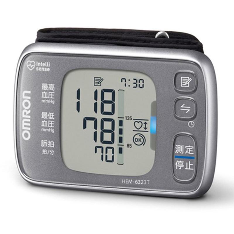 オムロン 手首式血圧計 HEM-6323 OMRON