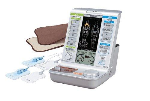 オムロン 電気治療器(温熱サポーター付) HV-F5200 OMRON