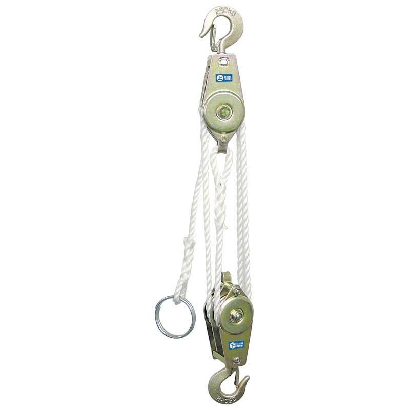 【HHH】ロープホイスト RH250 [10209]