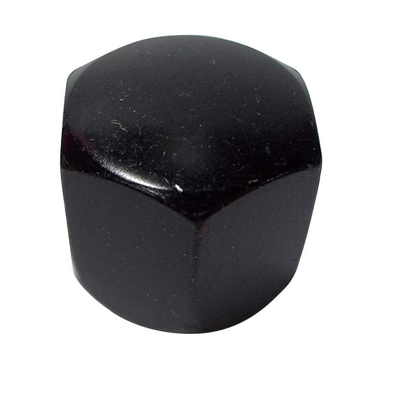 袋ナット 黒色(ショート) M12×P1.5-21H 23.5mm (100個入)