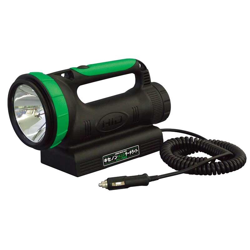 日動工業 サーチライトシリーズ HIDL-35W-BA 在庫処分 充電式キセノンHIDサーチライト 上等