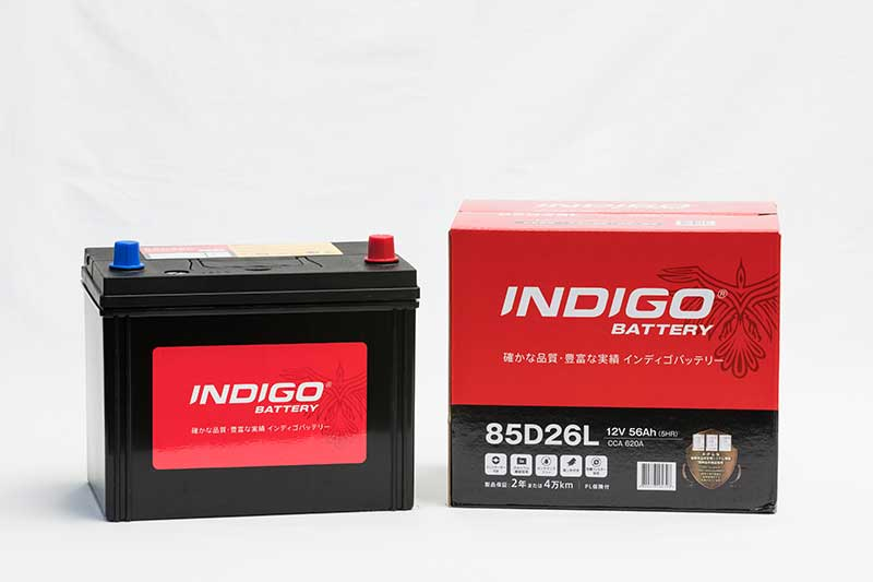 INDIGO インディゴバッテリー 国産車用 CMF 85D26L