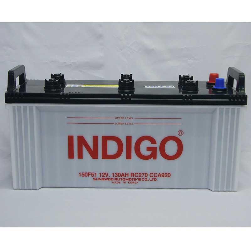 INDIGO インディゴバッテリー 大型車用 150F51