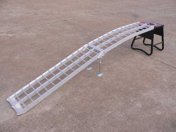 折りたたみ式アルミラダーレール8.0kg C ARMS-8.0KG